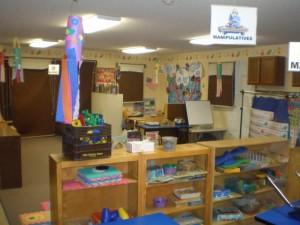 5 year-old classroom